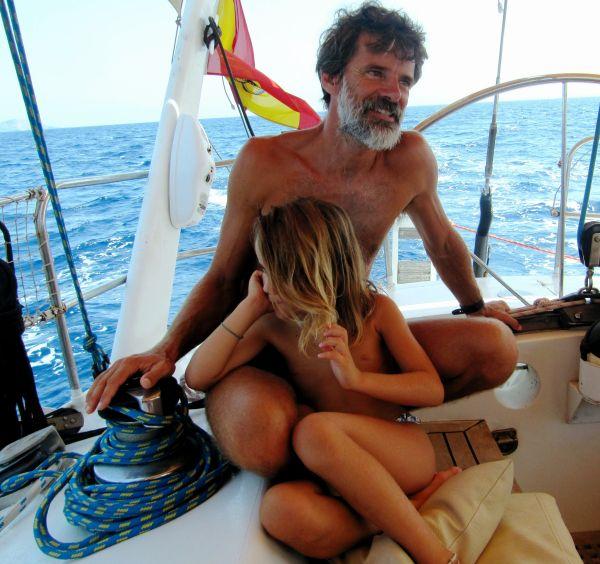 Vacaciones familiares a bordo: La ocasión perfecta para acercarse a tus hijos.